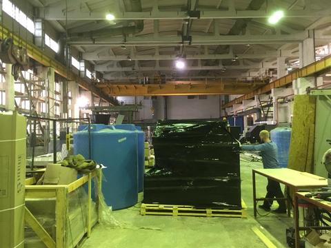 Аренда производственного помещения, м. Площадь Ленина, Ул. Минеральная - Фото 4