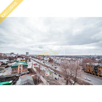 Продается 2-х комнатная квартира со свободной планировкой - Фото 3