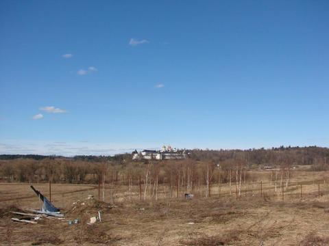 Участок 21 сотка в г. Звенигород на Ново-Рижском шоссе в 50 км. от . - Фото 3