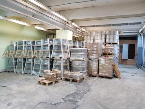 Сдается производство первый этаж 235м2 перовская улица 65с3 - Фото 1
