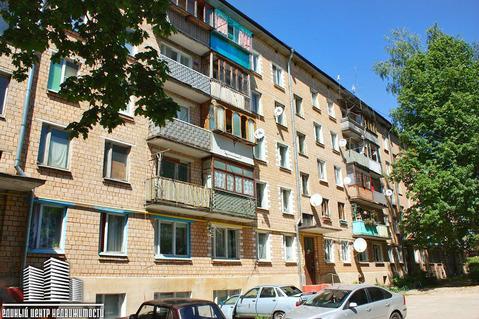 2 комнаты в 3х комн. квартире, п.г.т. Деденево, ул. Больничная д. 2 - Фото 1