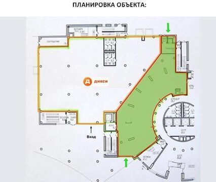 Торговое помещение по адресу Олимпийский проспект 29 с.2 - Фото 3