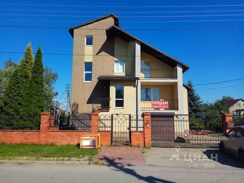 Продажа дома, Малое Исаково, Гурьевский район, Ул. Балтийская - Фото 1