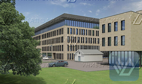 Сдам офис 86 кв.м, бизнес-центр класса B «Синица Плаза» - Фото 2