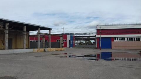 Производственная база 6000 кв.м Нижний Новгород - Фото 5