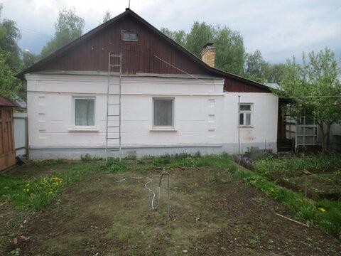 Сдам пол дома в г. Серпухов, ул. 1905 года, д. 70 около лесопарка - Фото 3