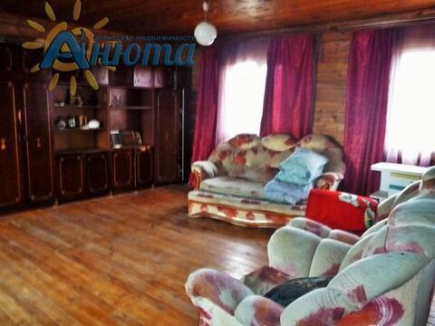 Продается дом на территории заповедника «Барсуки» Жуковского района. - Фото 5