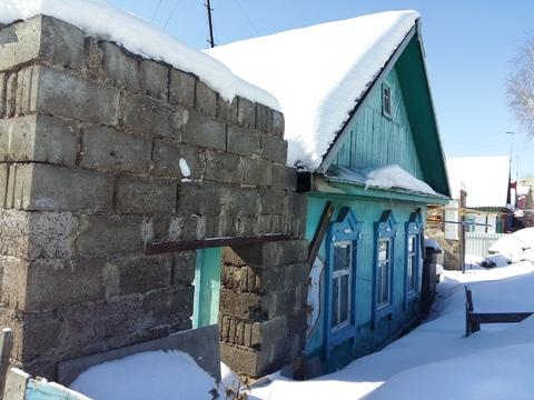 Дом на земельном уч. ИЖС в Демском районе продам - Фото 1