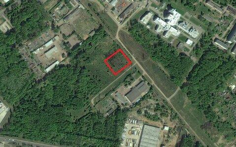 Продается земельный участок 5447 кв.м. в Дзержинском р-не около ул. . - Фото 1
