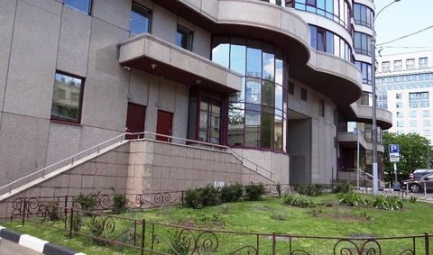 Сдается в аренду офис 268,8 м2 м.Смоленская, Новый Арбат, 27 - Фото 1