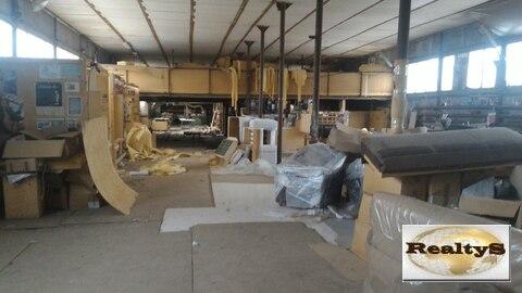 Готовое помещение под мебельное пр-во 1050м2 Подольск - Фото 3