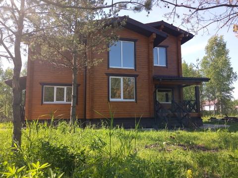 Продается зимний дом 170 кв.м. на уч 10 сот в массиве Блудное - Фото 1