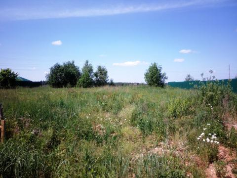 15 соток возле Голицыно 30 км от МКАД Минское шоссе - Фото 3