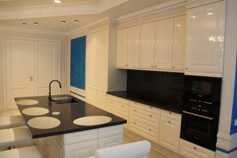 Продается 5-ти к.квартира в Партените, новый дом - Фото 2