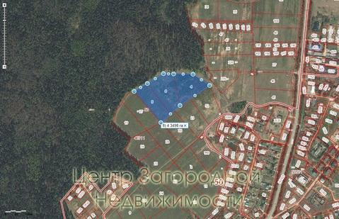 Участок, Пятницкое ш, Ленинградское ш, 50 км от МКАД, Полежайки. . - Фото 4