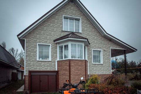 Продается: дом 178.6 м2 на участке 15 сот., Продажа домов и коттеджей в Уфе, ID объекта - 504551654 - Фото 1