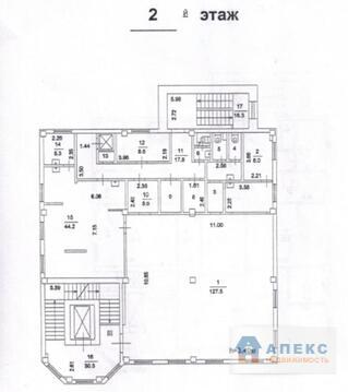 Продажа офиса пл. 1324 м2 м. Серпуховская в особняке в Замоскворечье - Фото 5