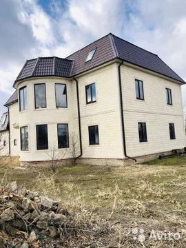 Дом 600 м на участке 15 сот., Купить дом в Астрахани, ID объекта - 504996944 - Фото 1