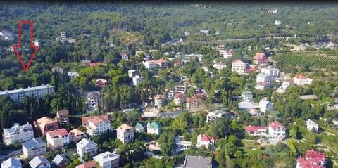 Шикарный участок в Ялте 10.5 сот. в элитном коттеджном поселке Дубки - Фото 3