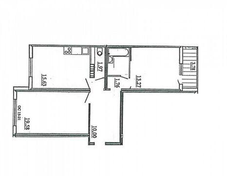 Продается квартира г Краснодар, ул Линейная, д 5 - Фото 5