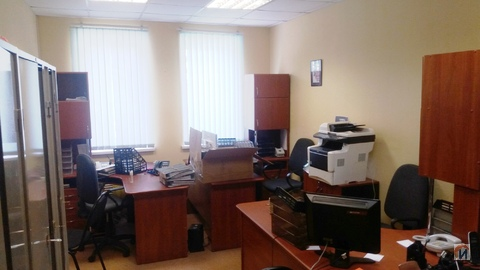 Офисное помещение 360 кв.м. с отдельным входом - Фото 1