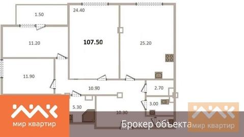 Продается 3к.кв, Льва Толстого ул. - Фото 1