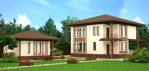 Продается: дом 196 м2 на участке 12 сот. - Фото 1