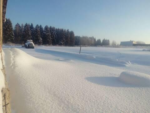 Земля с/х назн. 72 км от МКАД Калужская обл с коммуникациями - Фото 1