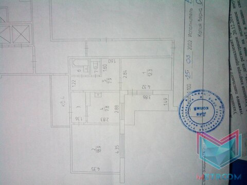 Помещение 54 кв.м. Бульвар Гагарина 70 б - Фото 4