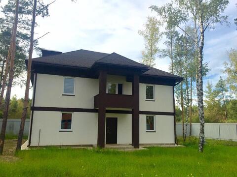 Новый коттедж 260 кв м п. Ильинский ПМЖ - Фото 2