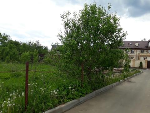 Киевское ш 20 км от МКАД, участок 9 соток, кп Полесье , Брехово ЗАО юв - Фото 3