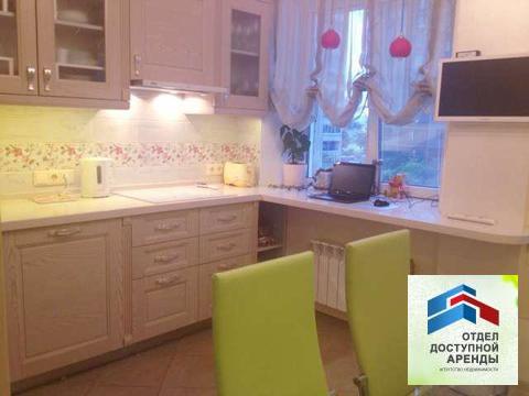 Квартира ул. Родники 10, Аренда квартир в Новосибирске, ID объекта - 317173716 - Фото 1