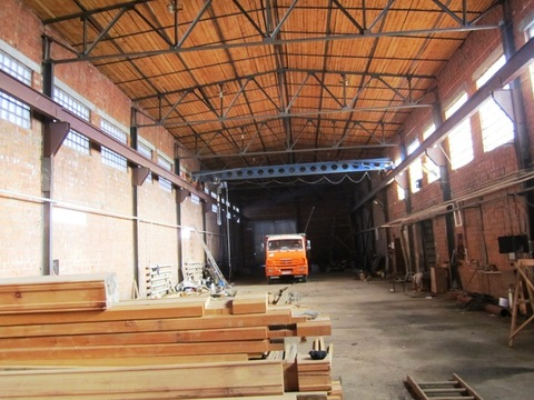 Аренда производственного помещения в Дмитрове, 991,3кв.м. р-н дзфс - Фото 2