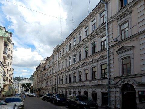 Квартира Москва, переулок Сеченовский, д.5, ЦАО - Центральный округ, . - Фото 1