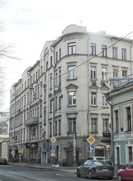 3-х комнатная квартира Поварская 29 - Фото 1