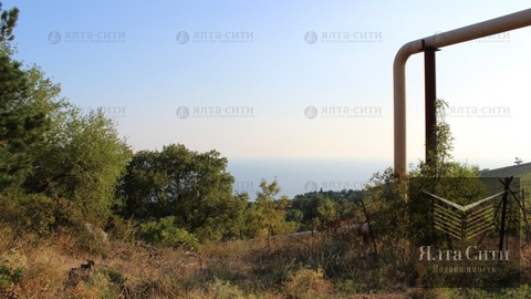 Продажа участка, Алупка, Междудорожный спуск - Фото 1