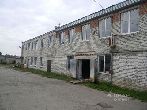 Продажа производственного помещения, Ишлеи, Чебоксарский район, Улица . - Фото 1