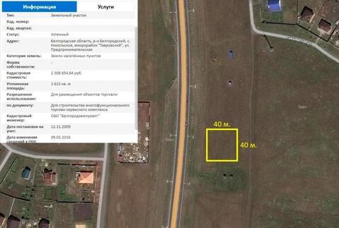 Продажа земельного участка, Таврово, Белгородский район, . - Фото 5