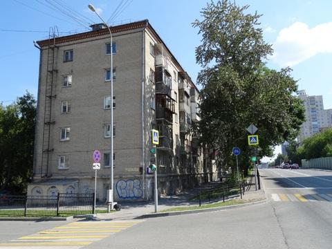 Двухкомнатная квартира в Центре Екатеринбурга. - Фото 1