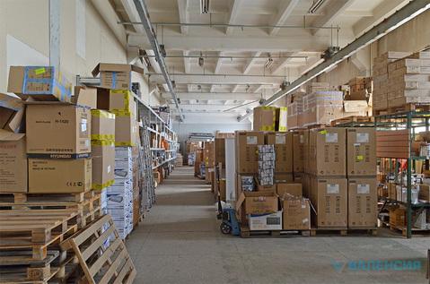 Аренда склада 640,5м2, 2эт, в Калининском р-не, ст м пл. Ленина 10мин - Фото 1