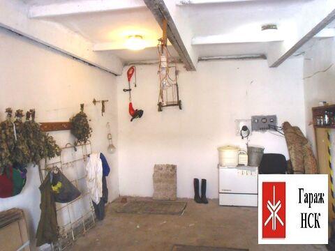 Продам кап. гараж, ГСК Спутник. Академгородок, близко к Демакова 17 - Фото 1