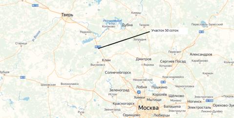 Участок под строительство азс, 109 км. Ленинградского шоссе - Фото 2