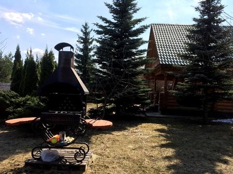 Продаю дом 150 м из бревна КИЗ Зелена Роща, Минское ш. - Фото 4