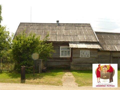 Добротный дом с участком в д. Ручьи Крестецкого р-на - Фото 2