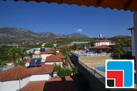 Вилла в Турции в алании турция 6 комнат 4 этажа - Фото 2