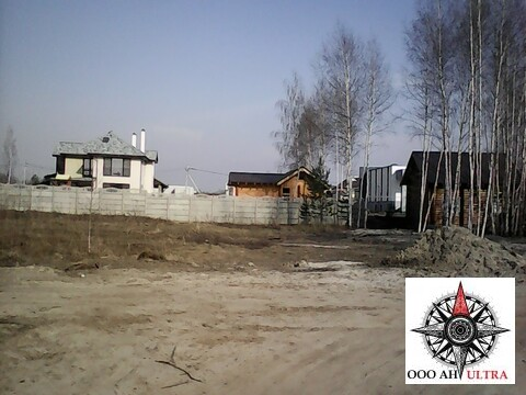 Участок 8 соток ул.Красноборская - Фото 1