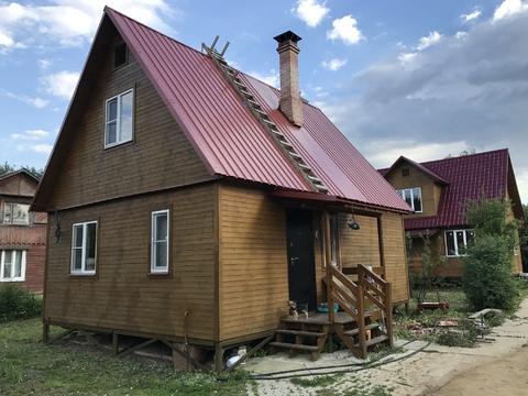 """2 жилых дома в городе Домодедово, СНТ """"Металлург-3"""" - Фото 1"""