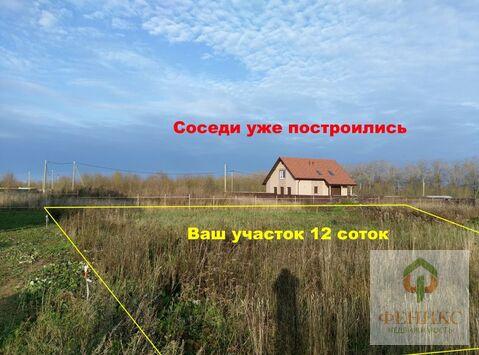 Участок 12 соток в ДНП Ропшинские горки - Фото 3