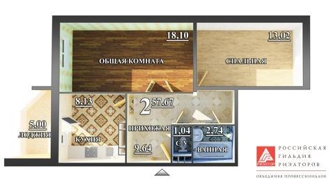 Продажа квартиры, Астрахань, Пер. 1-й Таманский - Фото 4