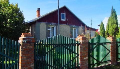 Свежий дом 90кв.м. на 25 сотках в деревне Никоновка, Заокского р-на - Фото 1